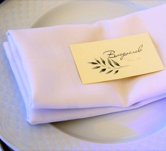 Карточки гостям